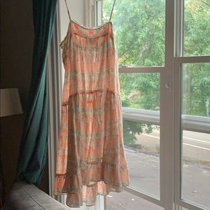 Anthropology sundress medium